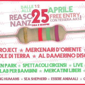 """25 Aprile 2019 – Parte Il """"Dynamo"""" Tour Dalle Marche B-Prj Live @ Reasonanz – Loreto (AN)"""
