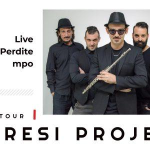 31 Maggio 2019 Barresi Project  Live  Al Perditempo Di Barcellona Del Pozzo