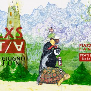 21 Giugno 2019 Barresi Project Al Volxsfest∀ 25!